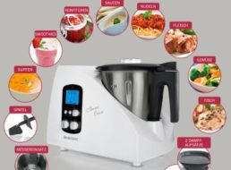 Thermomix-Alternative: Monsieur Cuisine bei Lidl ab 179,10 Euro