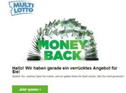 """Warnung: Leere """"Geld-zurück-Versprechen"""" bei Multilotto"""