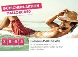 Neckermann-Reisen: 50 Euro Mallorca-Rabatt für die ersten 4000 Kunden