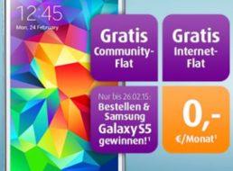 Gratis: Community-Flat und Internet-Flat bei Netzclub zur kostenlosen SIM-Karte