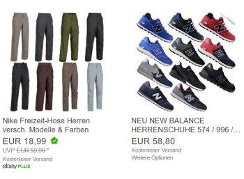Nike: Herren-Freizeithose für 18,99 Euro frei Haus