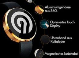 Ebay: Ninetec Smart9 G2 SmartWatch für 99,99 Euro frei Haus