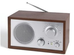 Aldi-Süd: Nostalgieradio Terris NRB 254 mit Bluetooth für 34,99 Euro