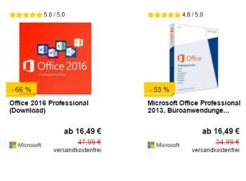Allyouneed: Office-Lizenzen ab 16,49 Euro im Rahmen der Deal Days
