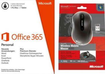 Office 365 Personal Bundle