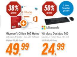Notebooksbilliger.de: Office 365 mit BullGuard Internet Security für 52,98 Euro