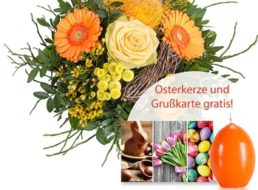 Valentins: 14 Prozent Oster-Rabatt ohne Mindestbestellwert