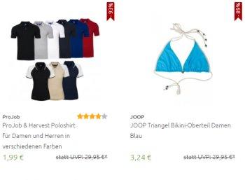 Outlet46: Flash-Sale mit über 400 Markenartikeln ab 1,99 Euro frei Haus