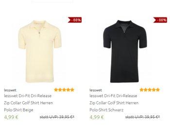 Outlet46: Marken-Poloshirts für 4,99 Euro frei Haus