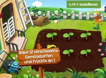 "Gratis: App ""Dr. Panda Gemüsegarten"" für 0 statt 4,49 Euro"