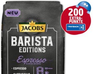 Penny: Kilo Jacobs-Kaffebohnen mit 200 Payback-Punkten für 9,99 Euro