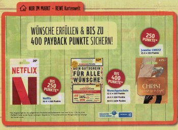 Netflix-Preiserhöhung: Mit Supermarkt-Trick über Rewe und Payback den Tarif wieder senken