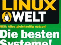 """Gratis: PC-Welt Sonderheft """"LinuxWelt"""" im Wert von 8,50 Euro zum Download"""