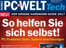 """Gratis: PC-Welt-Heft """"Der große Hardware-Guide"""" zum kostenlosen Download"""