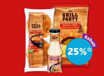 Penny: 25 Prozent App-Rabatt auf Grill-Artikel bis Samstag