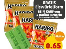 Gratis: Haribo-Eiswürfelform beim Kauf von vier Tüten für 2,60 Euro