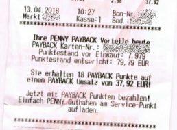 Penny: Payback-Partnerschaft hat begonnen – 0,5 Prozent Rabatt möglich