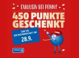Penny: 450 Payback-Punkte geschenkt ab Warenwert von 45 Euro