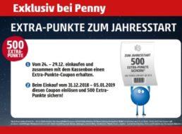 Penny: Zehnfach Payback-Punkte auf Feuerwerk & 500 Extra-Punkte