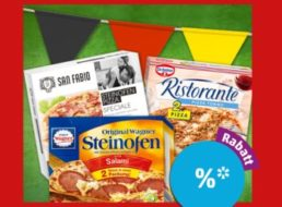 Penny: 30 Prozent Pizza-Rabatt bis kommenden Samstag