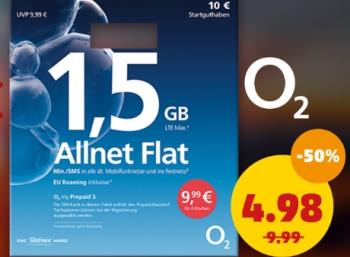 Penny: Prepaid-Karten von Vodafone und O2 zum halben Preis
