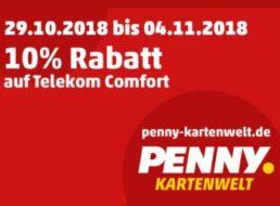 """Penny: Via """"Telekom Comfort"""" die Festnetzrechnung um monatlich 2 Euro drücken"""