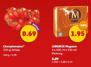 Penny: Viererpack Magnum ab Freitag für 1,95 Euro