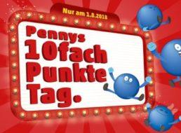 Penny: 5 Prozent Discounter-Rabatt via Payback-Punkte am Mittwoch