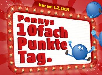 Penny: Zehnfach-Payback-Punkte am Freitag, somit 5 Prozent Rabatt