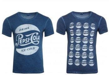 Klassiker: Pepsico-T-Shirt für 7,99 Euro frei Haus