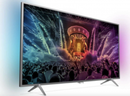 Ebay: Philips Ambilight Smart TV für 599,90 Euro frei Haus