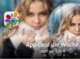 """Google Play: """"Photo Studio Pro"""" für nur zehn Cent"""