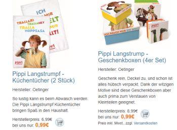 "Terrashop: Artikel um ""Pippi Langstrumpf"" ab 99 Cent"