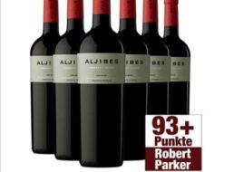 Plus: Zehn Prozent Wein-Rabatt – zahlreiche Parker-Pakete zu haben
