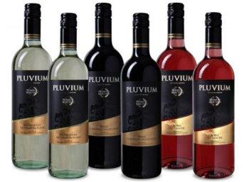 Weinvorteil: Pluvium-Probierpaket für 26,97 Euro frei Haus