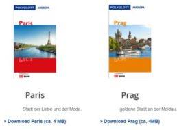 Polyglott: Reiseführer zum Gratis-Download via Ameropa