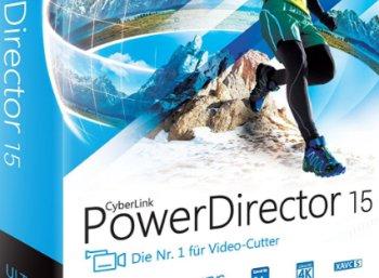 "Gratis: ""CyberLink PowerDirector 15 LE"" bei ""PC Welt"" heute zum Nulltarif"