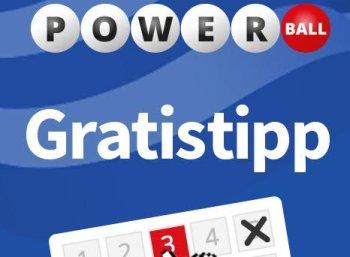 Gratis: Spielfeld für Powerball-Jackpot von 750 Millionen Dollar zum Nulltarif