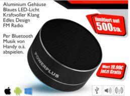 Anndora: Bluetooth-Radio zu jeder Bestellung geschenkt