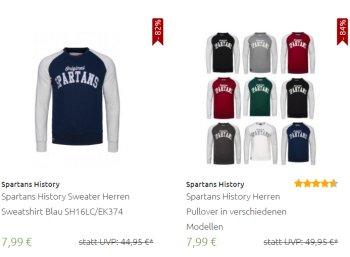 Outlet46: 113 Pullover zu Preisen ab 7,99 Euro frei Haus