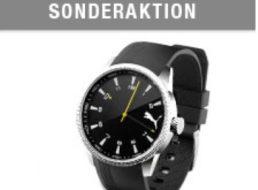 Druckerzubehoer.de: Puma-Armbanduhr für 13,96 Euro frei Haus