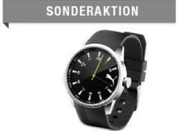 Puma: Herren-Armbanduhr für 9,95 Euro bei Druckerzubehoer.de