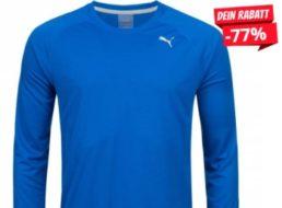 Puma: Longsleeve bei Sportspar für 7,99 Euro plus Versand