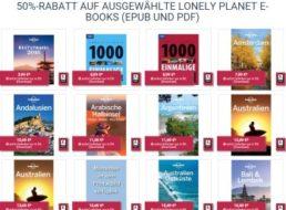 Marco Polo: 50 Prozent Rabatt auf über 100 Reise-eBooks