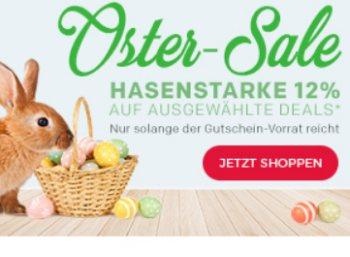 Rakuten: 12 Prozent Oster-Rabatt für eine Woche