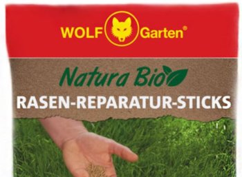 """SVH24: Rasen-Reparaturset von """"Wolf Garten"""" zum Bestpreis von 11,24 Euro"""