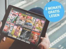 Gratis: Zwei Monate Readly für Telekom-Kunden mit automatischem Ende