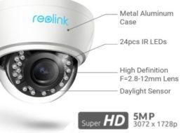 Test: Outdoor-Kamera Reolink RLC 422 für weniger als 100 Euro