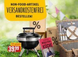 Rewe: Gratis-Versand für Non-Food-Artikel ohne Mindestbestellwert