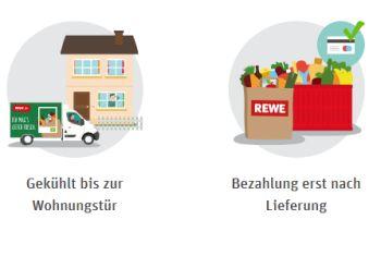 Rewe: 10 Euro Rabatt für Neu- und Bestandskunden